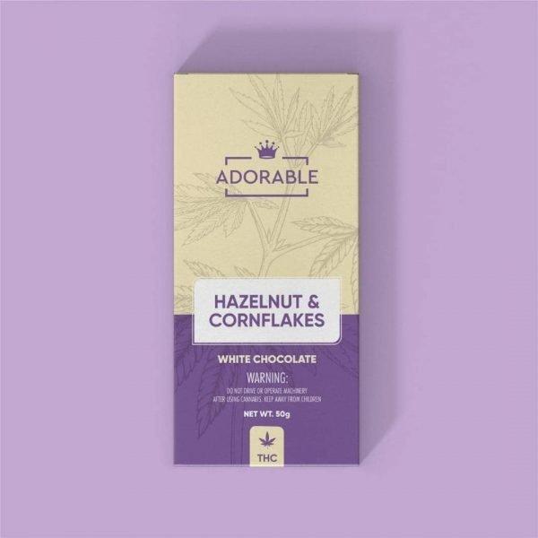 Adorable Chocolates Hazelnut Cornflakes Get420Now