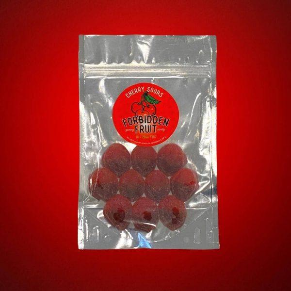 Forbidden Fruit Gummies Sour Cherries Get420Now.jpg
