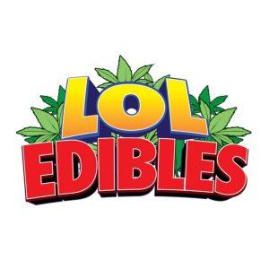 LOL Edibles logo Get420Now
