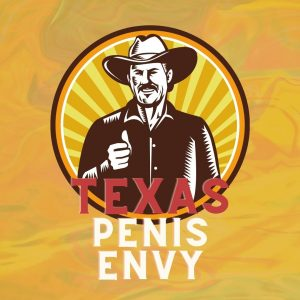 illustration of cowboy to illustrate texas penis envy magic mushroom strain