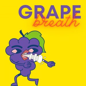 grape exhaling for Grape Breath strain Get420Now
