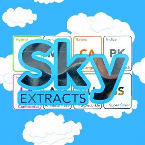 Sky Extracts logo