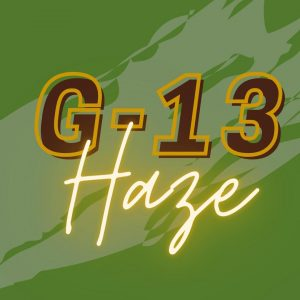 G-13 Haze strain review Get420Now vancouver same day weed delivery