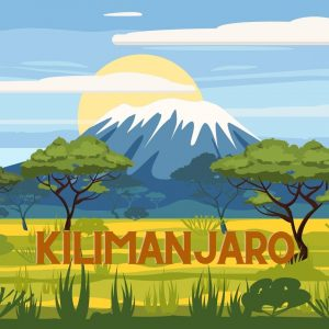 Kilimanjaro illustration for Get420Now strain review
