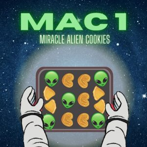 MAC1 miracle alien cookies strain review Get420Now vancouver same day weed delivery